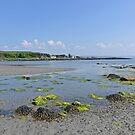 Tarbert Bay - Isle of Jura by Kat Simmons