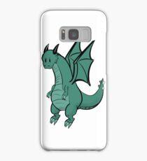 Annoyed Dragon Samsung Galaxy Case/Skin