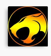 Fire Of Thundercats Canvas Print
