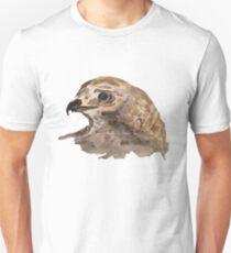 Hawk - No Background Unisex T-Shirt