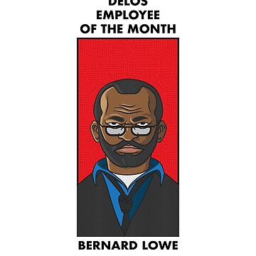 Delos Employee of the month by Wookiehumper
