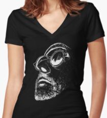 The Professional Women's Fitted V-Neck T-Shirt