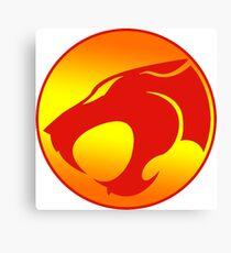 Ring Of Thundercats Canvas Print