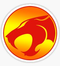 Ring Of Thundercats Sticker