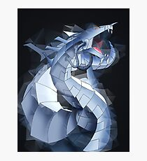 Cyber Dragon  Photographic Print