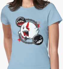 Ghost of Sparta Womens Fitted T-Shirt