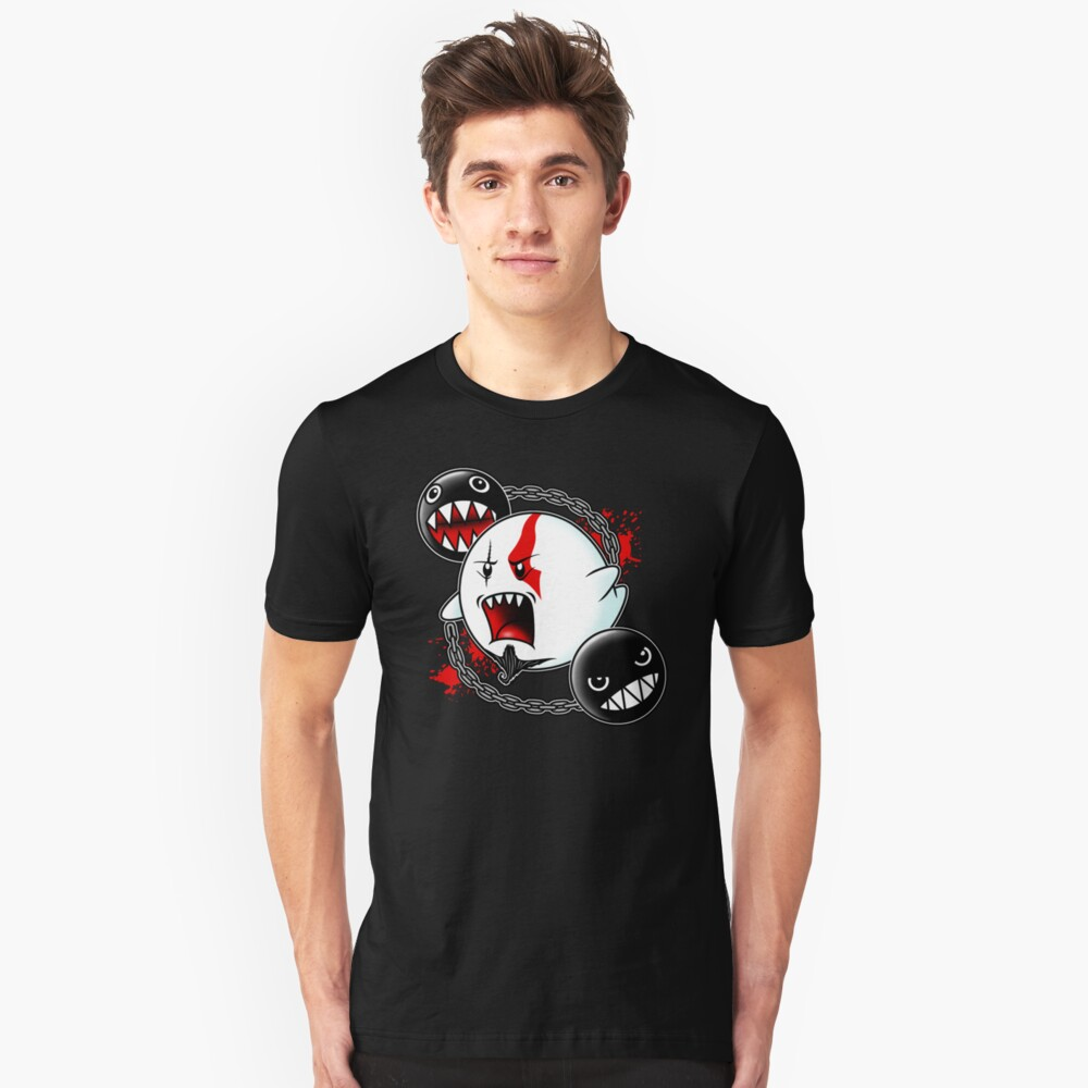 Ghost of Sparta Unisex T-Shirt Front