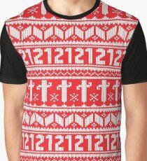 21 Savage Issa Christmas Graphic T-Shirt