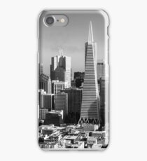Downtown San Francisco iPhone Case/Skin
