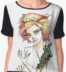 flora Women's Chiffon Top