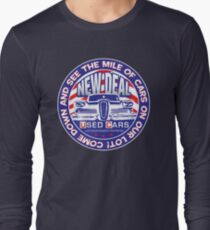 New Deal Used Cars Long Sleeve T-Shirt