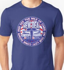 New Deal Used Cars T-Shirt