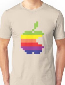 Pixel Fruit Unisex T-Shirt