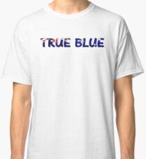 TRUE BLUE  - Celebrate Australia Day Classic T-Shirt