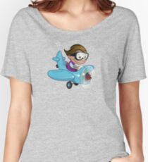The sky's the limit Women's Relaxed Fit T-Shirt