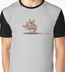 Mr. Elephant Graphic T-Shirt