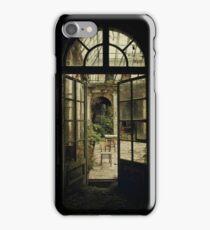 Forgotten mansion iPhone Case/Skin