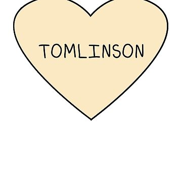TOMLINSON HEART by Styles1997