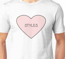 STYLES HEART Unisex T-Shirt