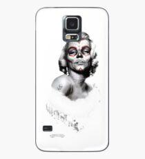 Marilyn Muerte Hülle & Skin für Samsung Galaxy