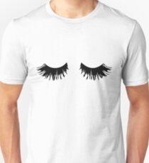 Eyelash Print T-Shirt