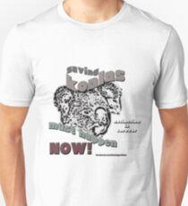 Saving koalas NOW T-Shirt