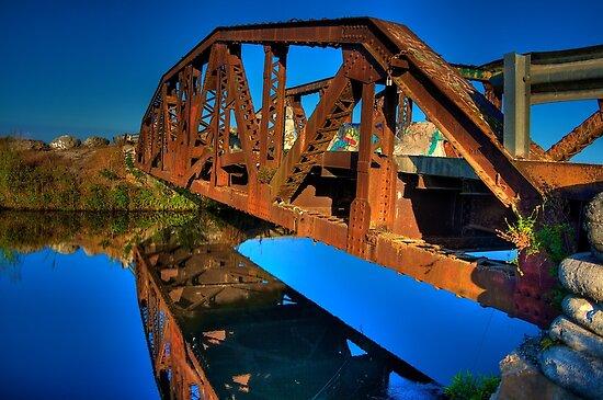 Bridge to Yesterday by Bill Wetmore