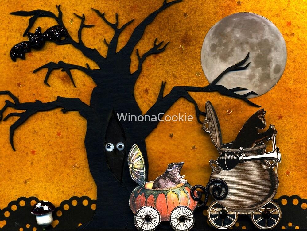 Cats, Rats & Bats by WinonaCookie
