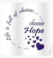 Choose Hope Poster