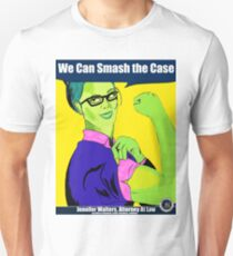 We Can Smash the Case! Unisex T-Shirt
