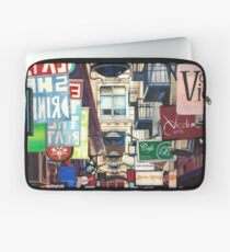 Melbourne Street Signs Laptop Sleeve