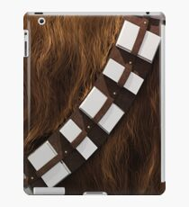Chewbacca Utility Belt iPad Case/Skin