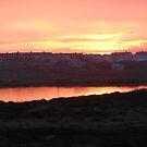 Holm-Sonnenuntergang - Insel von Lewis, Schottland von BlueMoonRose