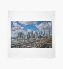 Pañuelo Brooklyn Bridge, New York, USA.