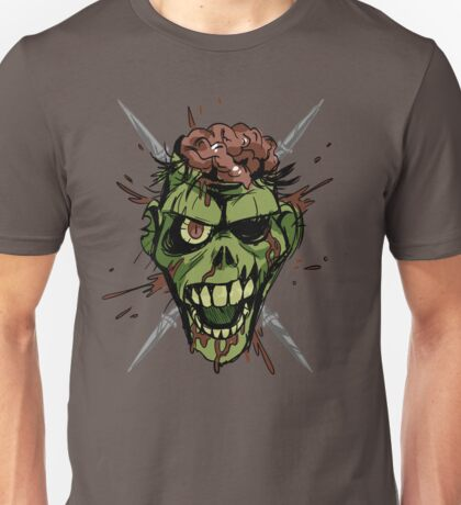 zombie graphic Unisex T-Shirt