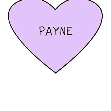 PAYNE HEART by Styles1997