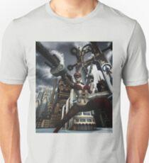 Steampunk Ursula 2 Unisex T-Shirt