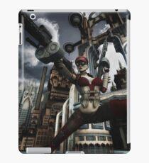 Steampunk Ursula 2 iPad Case/Skin
