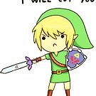I Will Cut You by themrwrong