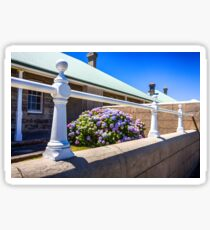Point Perpendicular Lighthouse Quarters 1 Sticker
