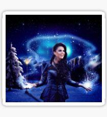 The Evil Queen: Let it snow, let it snow Sticker