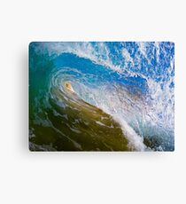 Makena Wave Canvas Print
