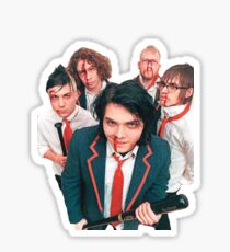 My Chem Revenge photoshoot Sticker