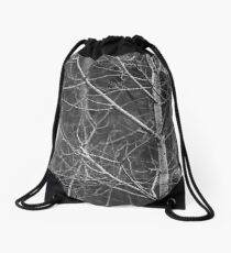branches Drawstring Bag