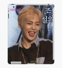 spicy minseok iPad Case/Skin