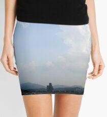 Seoul Summer Evening Mini Skirt