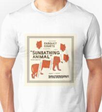 Parquet Courts - Sunbathing Animal T-Shirt