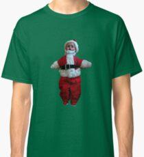Creepy Vintage Santa Claus 2 Classic T-Shirt
