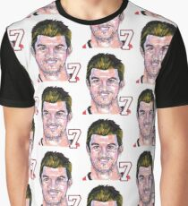 Brent Seabrook Graphic T-Shirt