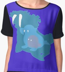 The Walrus Women's Chiffon Top